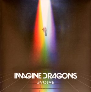 Imagine dragons evolve cover